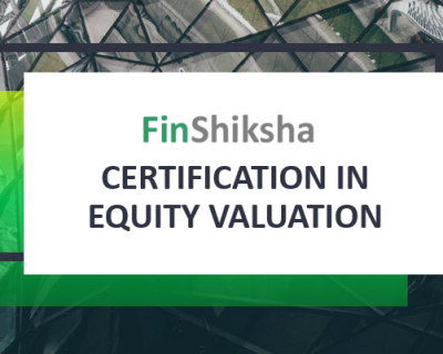 Certification in Equity Valuation